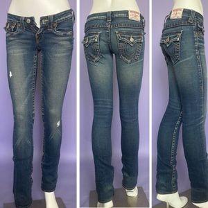 True Religion Y2K Low-Waist Jeans